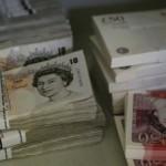 Inflaţia Marii Britanii a scăzut la un nivel record