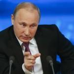 Putin acuză Occidentul pentru conflictul din Ucraina