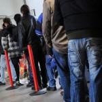 Numărul şomerilor francezi a crescut cu peste 12 mii în luna februarie
