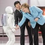 Merkel forteaza comerțul liber cu Japonia