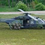 Noul elicopter NH90 se luptă cu probleme la motor