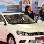 Șeful unui partener chinez al VW este în închisoare