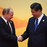Rusia și China îşi consolidează legăturile