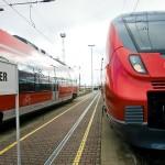 Divizia de trenuri de la Bombardier se listeză public