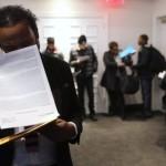 SUA a angajat mai puţin în luna martie