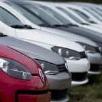 VW vinde mai puține mașini Volkswagen