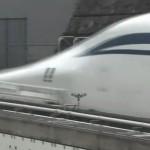 603 km/ora nou record de viteză pentru un tren cu levitaţie magnetică din Japonia