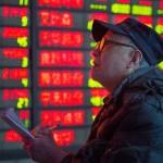 Piața de acțiuni din China crește puternic