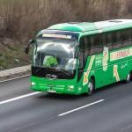 Călătoriile cu autobuzul pe distanțe lungi vor fi mai scumpe