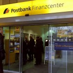 Deutsche Bank se desparte de Postbank