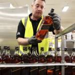 Valoarea exporturilor de whisky scoţian