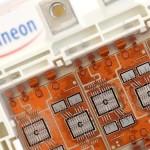 Preluarea sprijină vânzările Infineon