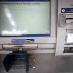 Greva transportatorilor de bani continuă