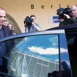 Varoufakis pornește într-un tur european al donatorilor