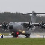 Accidentul A400M datorat unor probleme ale motorului