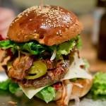 Nou comerciant de burgeri în Germania