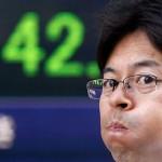 Acțiunile Sharp scad cu 20%