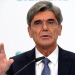 Șeful Siemens sprijină reduceri de personal