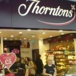 Ferrero Rocher cumpără Thorntons pentru 112 milioane de lire sterline
