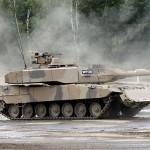 Construcția de tancuri va fi sprijinită de statul german