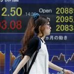 Bursa japoneză revine la vechea prestanță