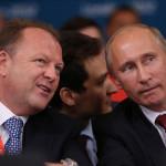 Decaderea lui Putin influenteaza dramatic decizia unui bihorean, prieten apropiat al rusului, Marius Vizer demisioneaza