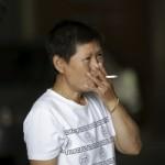 China interzice fumatul în locurile publice