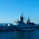 Rusia începe manevrele în Marea Mediterană