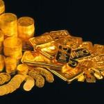 Grecii își bagă banii în aur