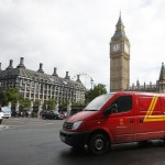 Guvernul britanic a strâns 750 milioane de lire din Royal Mail