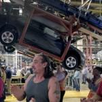 Creșterea producției din SUA încetinește în luna iunie