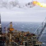 Gazele naturale stimulează producția industrială din Marea Britanie