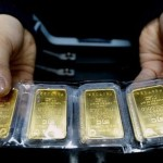 Preţul aurului a scăzut la minimul ultimilor cinci ani