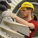 Industria în spațiul euro încetinește