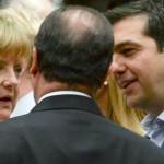 """Merkel numeşte discuţiile cu Grecia """"extrem de dificile"""""""