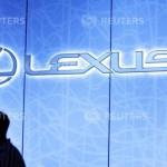 Toyota renunţă pentru moment la planul de a construi vehicule Lexus în China