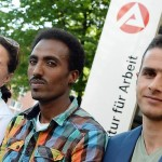 Deutsche Bahn vrea să formeze refugiați
