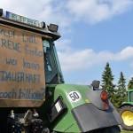 Prețul laptelui scoate fermierii germani în stradă