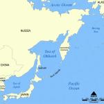 Dupa Crimeea, Putin se extinde si in marea Ohotk cu 50.000 kmp(un sfert din suprafata Romaniei), infuriind samuraii japonezi