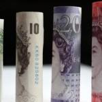Rata inflației din Marea Britanie a devenit pozitivă