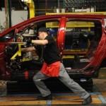 Producția de automobile din Marea Britanie a scăzut în iul