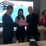 Apple prosperă în China