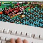 Furatul timpului de lucru la birou de catre angajatii patimasi ai jocului Farmville devine o problema pentru sefi