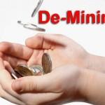 Vesti proaste din partea Guvernului pentru solicitantii de MINIMIS