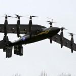 Afacerea de curierat urban are viitorul asigurat: flote silentioase de drone, in locul flotelor rutiere