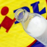 Lidl ridică prețurile la lapte
