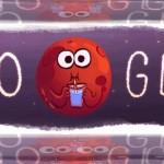 Google are un logo nou exclusiv pentru descoperirea facuta pe Marte