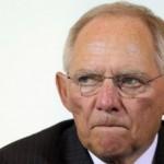 Ministrul de finante german Schaeuble avertizează cu privire la bula financiară