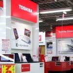 Necazurile Toshiba continuă cu noi pierderi și vânzări în scădere
