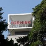 Toshiba anunță cifre roșii